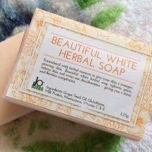 Jo's Herbs Soap Label