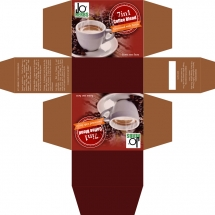 Coffe Box Design